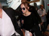 Lily-Rose Depp débarque à Cannes : Cohue et sprint pour son arrivée