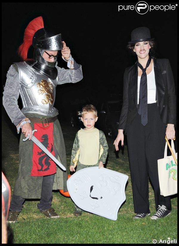 Liv Tyler et son fils