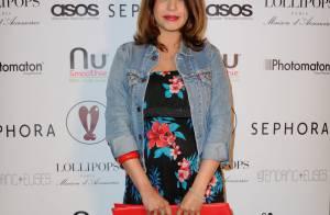 Séverine Ferrer : L'animatrice est enceinte de son troisième enfant !