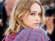 """Cannes 2016 : Lily-Rose Depp fait ses premiers pas face à la """"Danseuse"""" Soko"""