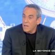 Thierry Ardisson, dans  Salut les terriens  sur Canal+, le samedi 14 mai 2016.
