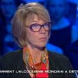Laurence Cottet, dans Salut les terriens sur Canal+, le samedi 14 mai 2016.