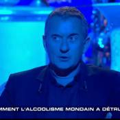 """Christophe Dechavanne : """"Mon père est mort de l'alcoolisme..."""""""