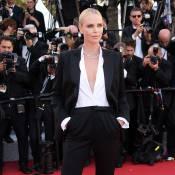 Cannes 2016 : Charlize Theron, Vanessa Paradis... en smoking sur le tapis rouge