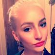 Jeanne Siéja, la fille de Corinne Touzet, sur Instagram en mai 2016.