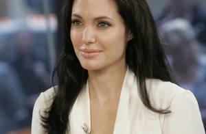 PHOTOS : Angelina Jolie, son voyage en Afghanistan ne l'a pas empêchée de fêter Halloween !