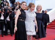 Cannes 2016 : Julie Gayet et Julie Depardieu, de la fantaisie sur les Marches