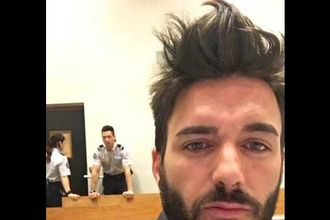 Thomas Vergara : En direct sur Snapchat au procès de Nabilla... Il choque !