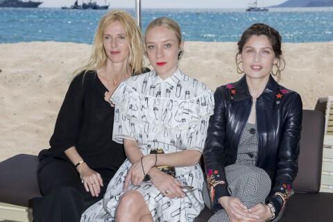 """Laetitia Casta, Sandrine Kiberlain et Chloë Sévigny la jouent """"courts"""" à Cannes"""