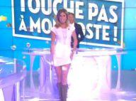 Caroline Ithurbide en Beyoncé : Son show dans Touche pas à mon poste