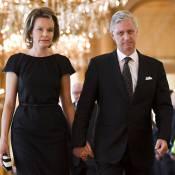 Philippe et Mathilde de Belgique : 2 mois après les attentats, émouvant hommage