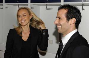 REPORTAGE PHOTOS : Cécile de Ménibus dans les vestiaires du... PSG !
