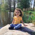 Jade Foret : Pause nature pour son aînée Liva