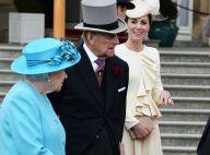 Kate Middleton et William : Garden party à Buckingham avec des invités dévoués