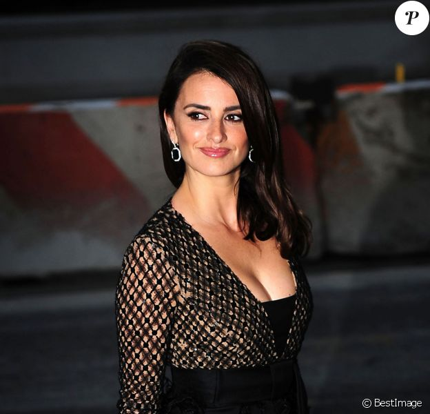 "Penelope Cruz arrive à la projection de ""Ma Ma"" à New York le 24 mai 2016. © CPA / Bestimage"
