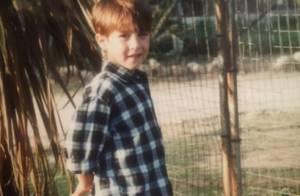 Nekfeu : Visage d'ange, une photo d'enfance ressurgit...