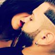 Sarah Fraisou in love de son petit ami Malik