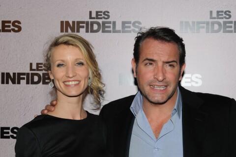 """Alexandra Lamy, la rupture avec Jean Dujardin : """"Ma fille a su faire face"""""""