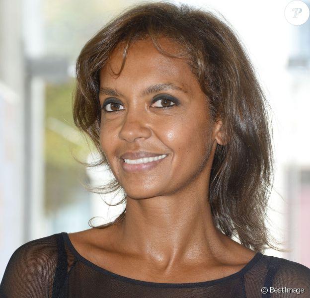 Karine Le Marchand - Clôture de la 8e édition du festival du film francophone d'Angoulême le 30 août 2015.