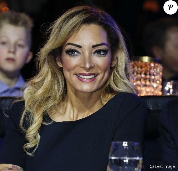 Exclusif - Emilie Nef Naf - Election Top Model Belgium 2016 au Lido à Paris le 24 janvier 2016. © Philippe Doignon/Bestimage
