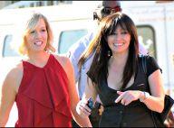 REPORTAGE PHOTOS : Sur le tournage de Beverly Hills, Shannen Doherty officialise avec son boyfriend !