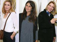 Géraldine Nakache enceinte, Léa Seydoux et Julie Gayet brillent pour 55 Femmes