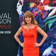 Jane Seymour -56ème Festival de télévision de Monte-Carlo, le 13 juin 2016. © Bruno Bebert/Bestimage