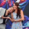 Jason Ralph et Stella Maeve -56ème Festival de télévision de Monte-Carlo, le 13 juin 2016. © Bruno Bebert/Bestimage