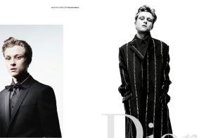 Rod Paradot (La Tête Haute) : Mannequin pour Dior Homme, au côté d'A$AP Rocky