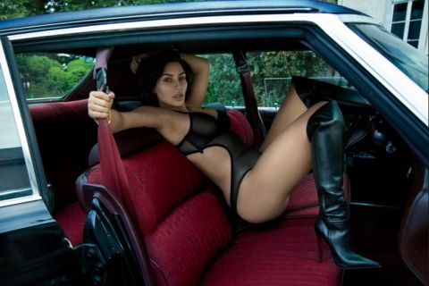 Kim Kardashian : Entièrement nue, encore une fois...