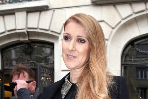 Céline Dion, sublime à Paris avec ses jumeaux Nelson et Eddy
