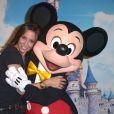 """Exclusif - Virginie Guilhaume au concert des 10 ans de l'association """"Tout le monde contre le cancer"""" à Disneyland Paris. Marne-la-Vallée, le 12 juin 2016. © Ausset Lacroix-Gorassini/Bestimage"""