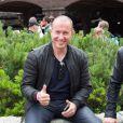 """Exclusif - Pascal Soetens (Pascal, le grand frère) au concert des 10 ans de l'association """"Tout le monde contre le cancer"""" à Disneyland Paris. Marne-la-Vallée, le 12 juin 2016."""