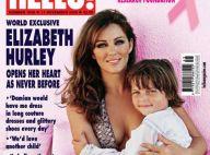 PHOTOS : Liz Hurley, une maman formidable et une épouse sublime en Inde...