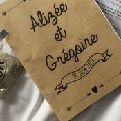 Alizée et Grégoire Lyonnet se sont mariés en Corse !