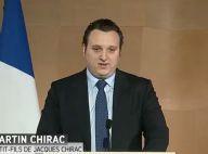Martin Chirac, si grand : Ému pour son grand-père Jacques aux 10 ans du Branly