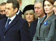 REPORTAGE PHOTOS : Nicolas et Carla, en pleine cérémonie du 11 novembre ! (réactualisé toutes les photos)