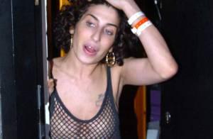 REPORTAGE PHOTOS : Amy Winehouse comme vous ne l'avez jamais vue et sans sa... choucroute !