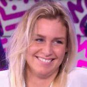 Aurélie Van Daelen hypnotisée : Fous rires, excès de vodka... Les images