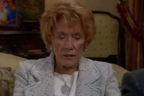 Les Feux de l'amour : L'heure des adieux à Katherine Chancellor (Jeanne Cooper)