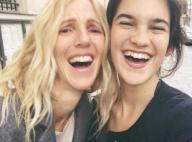 Sandrine Kiberlain : Sa fille Suzanne, 16 ans, a bien grandi et elle se révèle !