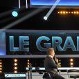 """Exclusif - Michel Drucker, Patricia Kaas et Claude Lelouch - Enregistrement de l'émission le 16 juin 2016 """"Le Grand Show fête le Cinéma"""" à Paris, diffusée le 25 juin en prime time sur France 2."""