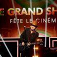 """Exclusif - Zucchero- Enregistrement de l'émission le 16 juin 2016 """"Le Grand Show fête le Cinéma"""" à Paris, diffusée le 25 juin en prime time sur France 2."""