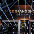 """Exclusif - Ramzy Bédia- Enregistrement de l'émission le 16 juin 2016 """"Le Grand Show fête le Cinéma"""" à Paris, diffusée le 25 juin en prime time sur France 2."""