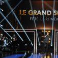 """Exclusif - Patrick Bruel- Enregistrement de l'émission le 16 juin 2016 """"Le Grand Show fête le Cinéma"""" à Paris, diffusée le 25 juin en prime time sur France 2."""