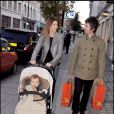 Noel Gallagher, Sara et leur fils Donovan