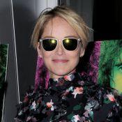 Sharon Stone, une Américaine à Paris : Sa première fois au théâtre en France ?