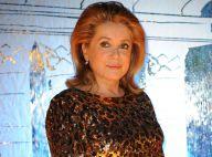REPORTAGE PHOTOS : Qui osera dire à Catherine Deneuve qu'il faut arrêter de porter des imprimés léopard ?!