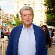 Alain Madelin à l'inauguration de la fête des Tuileries organisée par Caroline Barclay le 24 juin 2016. © Coadic Guirec / Bestimage