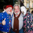Jean-Claude Dreyfus à l'inauguration de la fête des Tuileries organisée par Caroline Barclay le 24 juin 2016. © Coadic Guirec / Bestimage